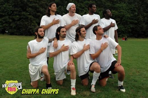 Vr-cup 2006 - équipe Chuppa Chupps