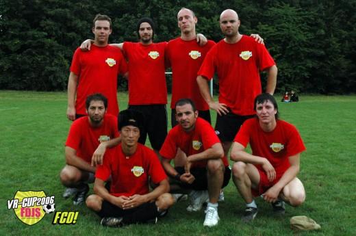 Vr-cup 2006 - équipe FC D!