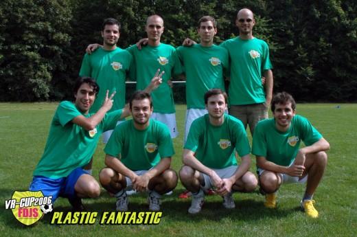 Vr-cup 2006 - équipe Plastic Fantastic