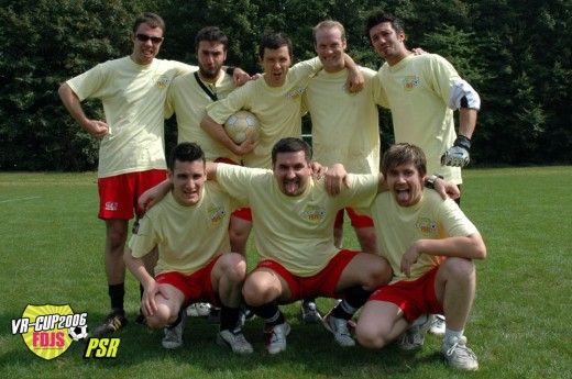 Vr-cup 2006 - équipe PSR