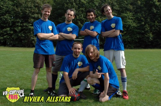 Vr-cup 2006 - équipe Riviera All Stars