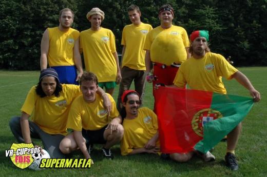 Vr-cup 2006 - équipe Supermafia