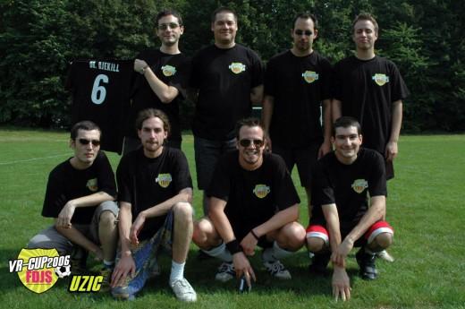 Vr-cup 2006 - équipe UZIC