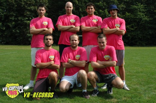 Vr-cup 2006 - équipe Vr-records