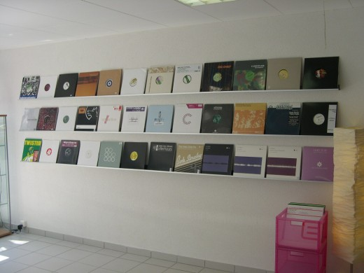 Ouverture magasin Vr-records