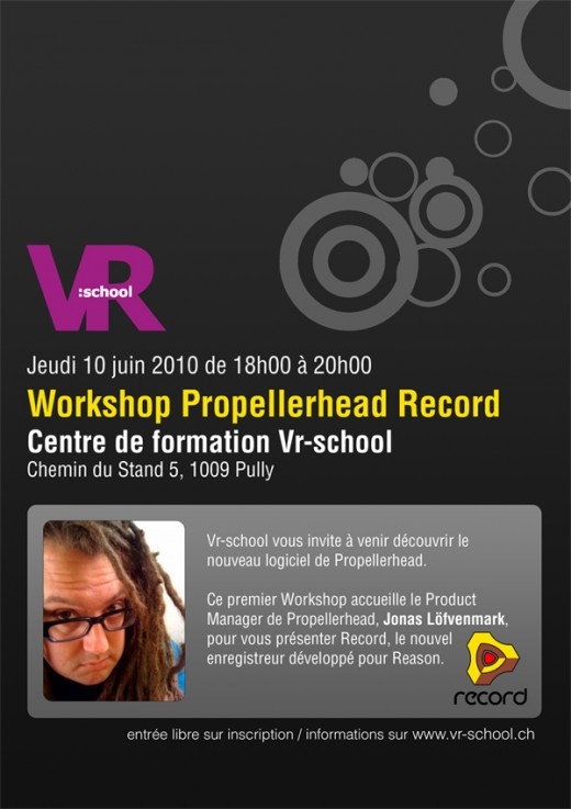 Workshop Record