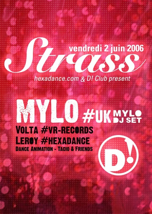 Strass, Mylo