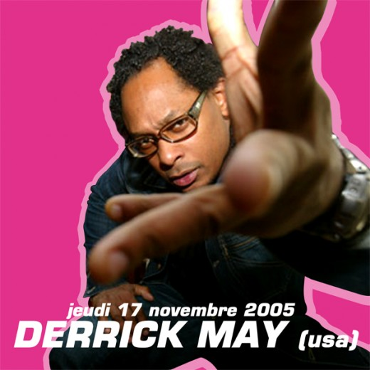 Pirate Audio - Derrick May