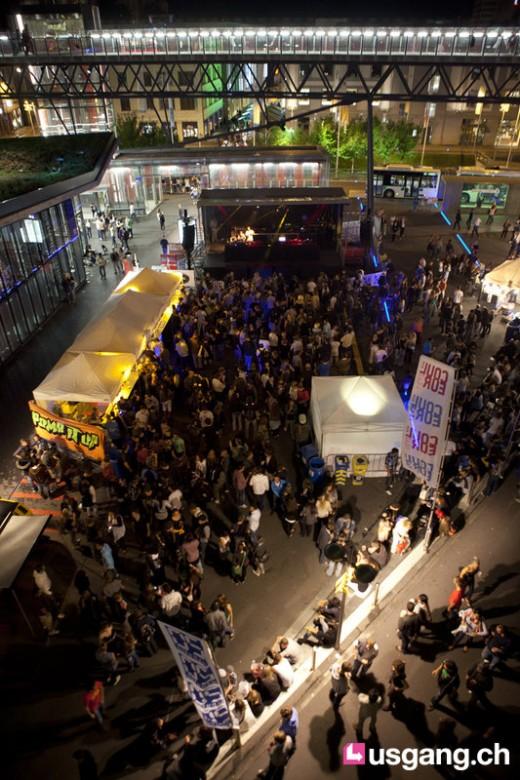 Electrosanne 2010 - Volta - Place de l'Europe