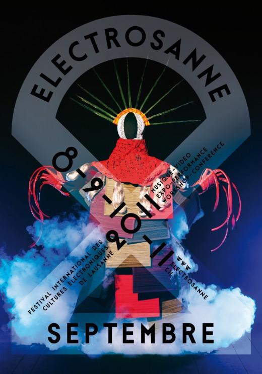 Electrosanne 2011 - affiche 01