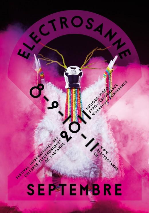Electrosanne 2011 - affiche 02