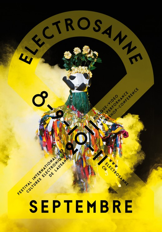 Electrosanne 2011 - affiche 03